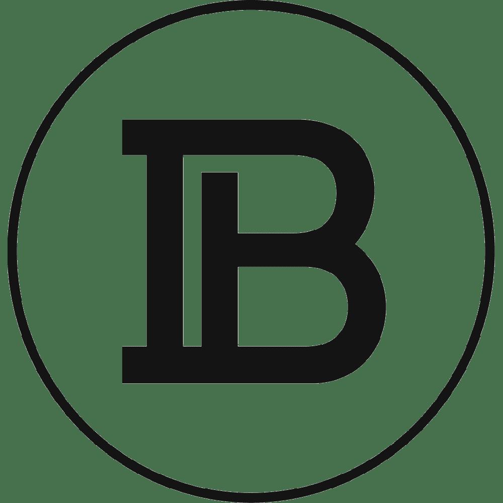 logo balmain b